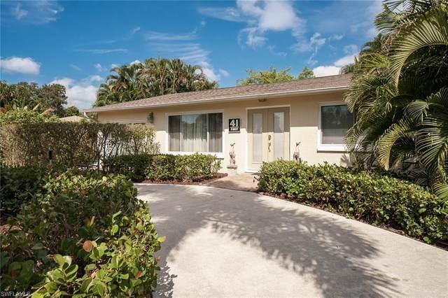 41 1st St, Bonita Springs, FL 34134 (MLS #220069233) :: Clausen Properties, Inc.