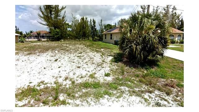 1145 SW 27th St, Cape Coral, FL 33914 (MLS #220069277) :: Avantgarde