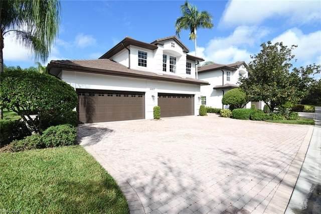 4465 Dover Ct #1003, Naples, FL 34105 (MLS #220069352) :: Clausen Properties, Inc.