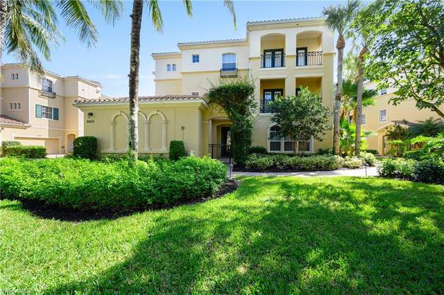 2864 Tiburon Blvd. East #102, Naples, FL 34109 (MLS #220069442) :: The Naples Beach And Homes Team/MVP Realty