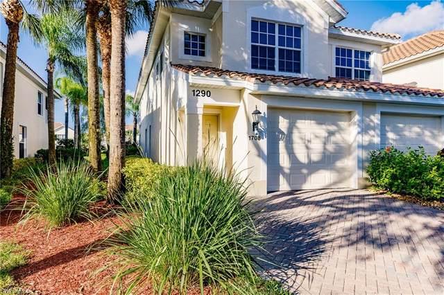 1290 Henley St #1708, Naples, FL 34105 (MLS #220069616) :: Kris Asquith's Diamond Coastal Group