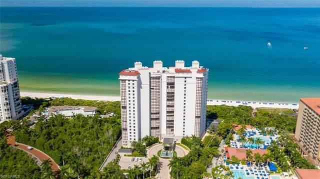 8665 Bay Colony Dr #1703, Naples, FL 34108 (MLS #220069685) :: Kris Asquith's Diamond Coastal Group
