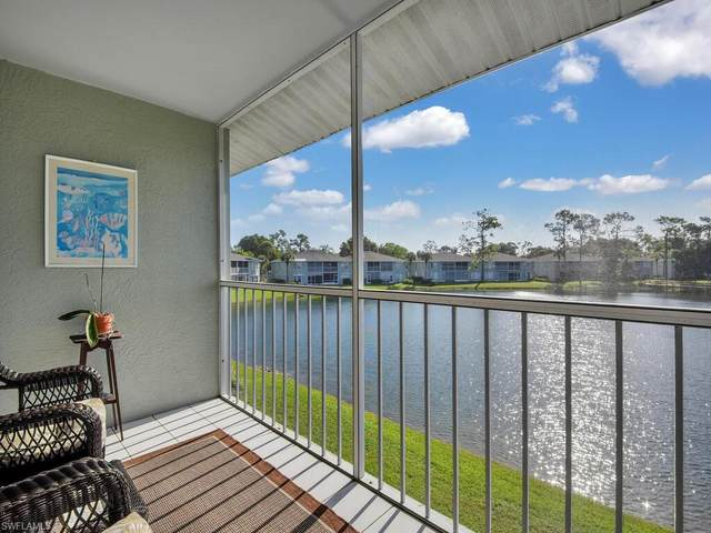 865 New Waterford Dr S-202, Naples, FL 34104 (MLS #220069719) :: Clausen Properties, Inc.