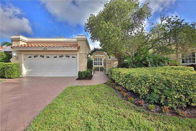 199 Via Napoli, Naples, FL 34105 (#220069869) :: The Michelle Thomas Team