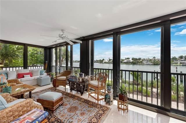 2400 Gulf Shore Blvd N #105, Naples, FL 34103 (MLS #220070206) :: The Naples Beach And Homes Team/MVP Realty