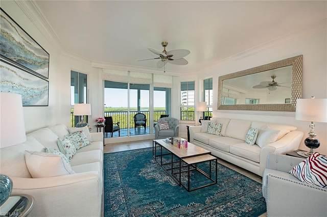 325 Dunes Blvd #607, Naples, FL 34110 (MLS #220070686) :: Clausen Properties, Inc.
