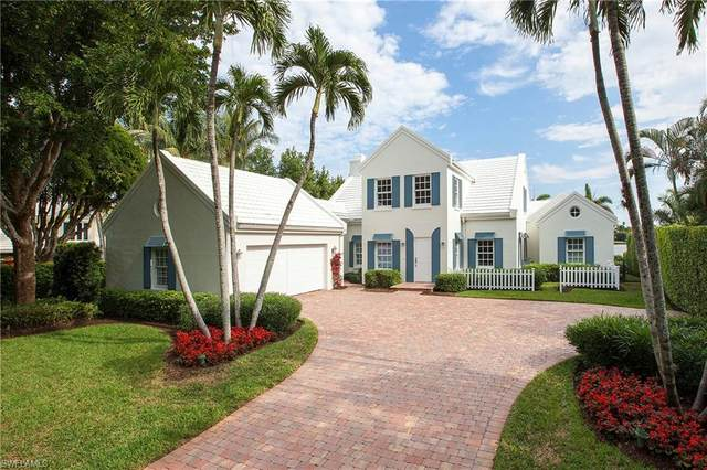901 Galleon Dr, Naples, FL 34102 (MLS #220071000) :: The Naples Beach And Homes Team/MVP Realty