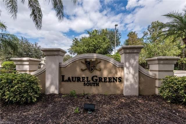 3405 Laurel Greens Ln S #203, Naples, FL 34119 (#220071406) :: The Michelle Thomas Team