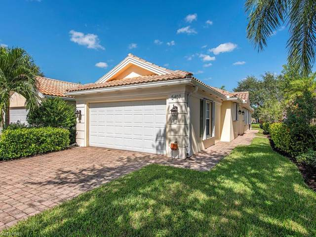 5407 Guadeloupe Way, Naples, FL 34119 (#220071419) :: Equity Realty