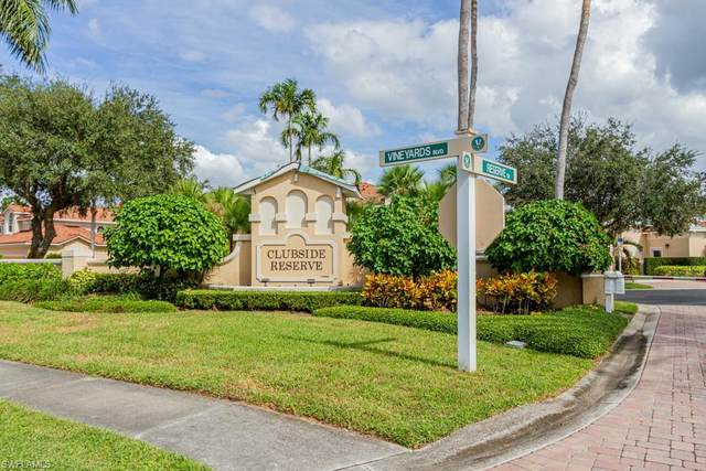 6185 Reserve Circle #1402, Naples, FL 34119 (#220071658) :: Equity Realty