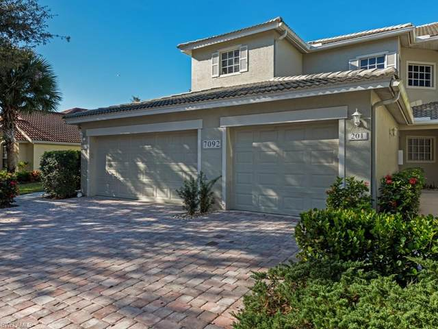 7092 Timberland Cir #201, Naples, FL 34109 (MLS #220071734) :: Clausen Properties, Inc.