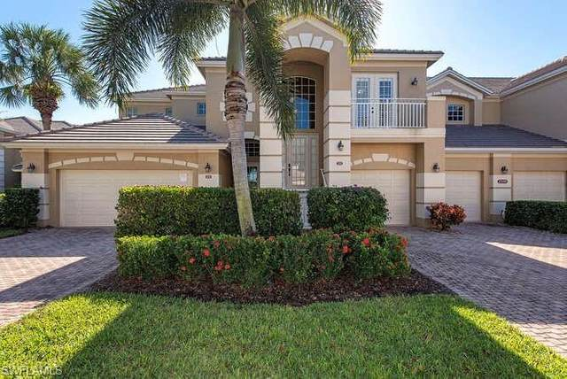 2330 Mont Claire Dr L-201, Naples, FL 34109 (#220071874) :: The Dellatorè Real Estate Group