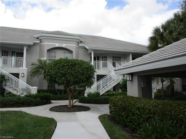 2215 Chesterbrook Ct 2-204, Naples, FL 34109 (#220071998) :: The Michelle Thomas Team