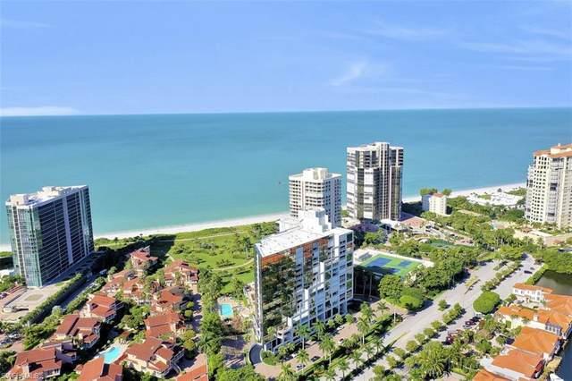 4751 Gulf Shore Blvd N #1403, Naples, FL 34103 (MLS #220072096) :: Clausen Properties, Inc.