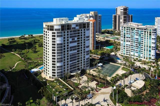 4201 Gulf Shore Blvd N #302, Naples, FL 34103 (MLS #220072158) :: The Naples Beach And Homes Team/MVP Realty