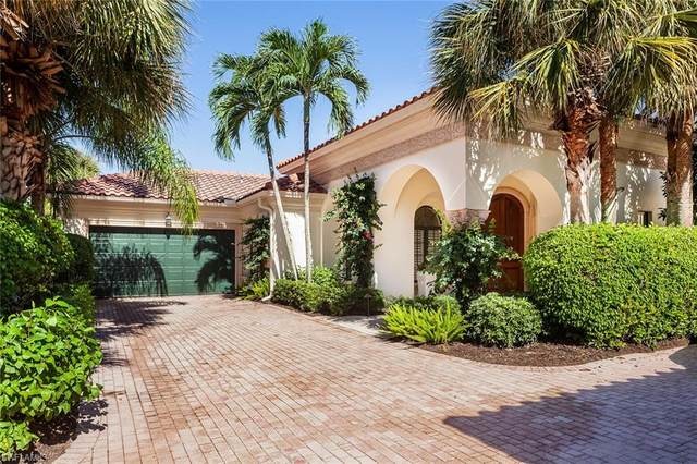 2622 Trillium Way, Naples, FL 34105 (MLS #220072210) :: The Naples Beach And Homes Team/MVP Realty