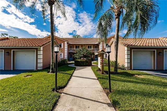 5932 Cranbrook Way C102, Naples, FL 34112 (MLS #220072248) :: The Naples Beach And Homes Team/MVP Realty