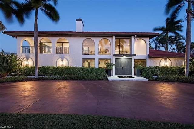 2211 Kingfish Rd, Naples, FL 34102 (MLS #220072337) :: The Naples Beach And Homes Team/MVP Realty
