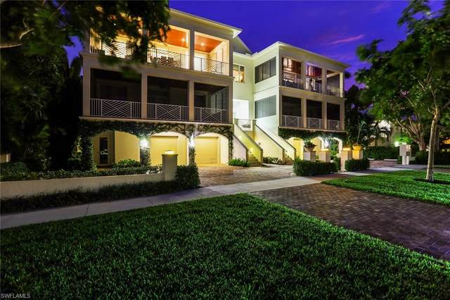 350 4th Ave S #3, Naples, FL 34102 (#220072428) :: Jason Schiering, PA