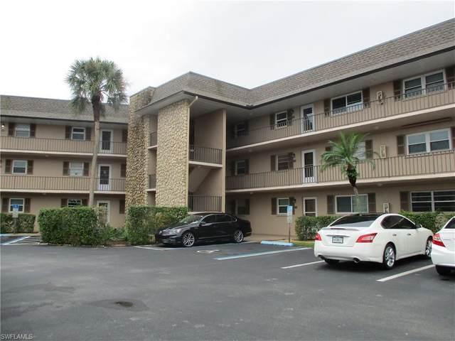 5419 Rattlesnake Hammock Rd 307F, Naples, FL 34113 (MLS #220072544) :: Premier Home Experts