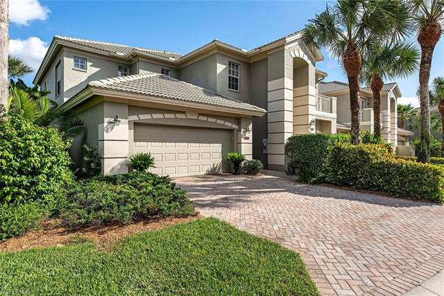 2420 Mont Claire Ct S-101, Naples, FL 34109 (#220072636) :: The Dellatorè Real Estate Group