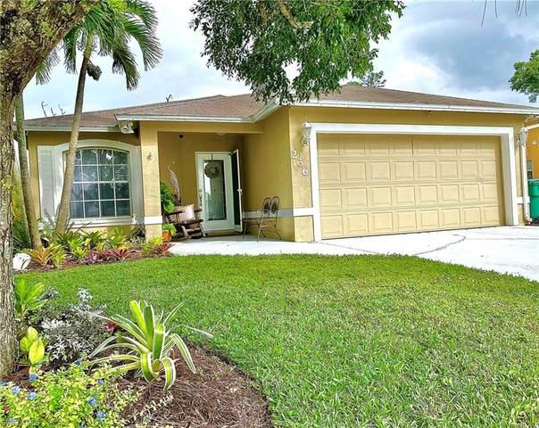 236 Benson St, Naples, FL 34113 (#220072772) :: Equity Realty