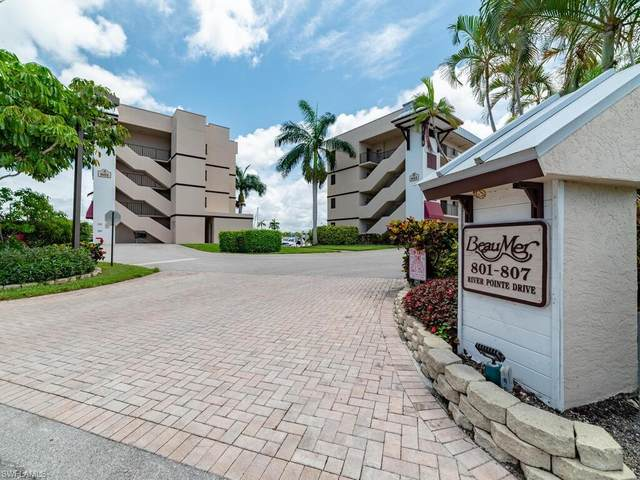805 River Point Dr 301C, Naples, FL 34102 (MLS #220072796) :: The Naples Beach And Homes Team/MVP Realty