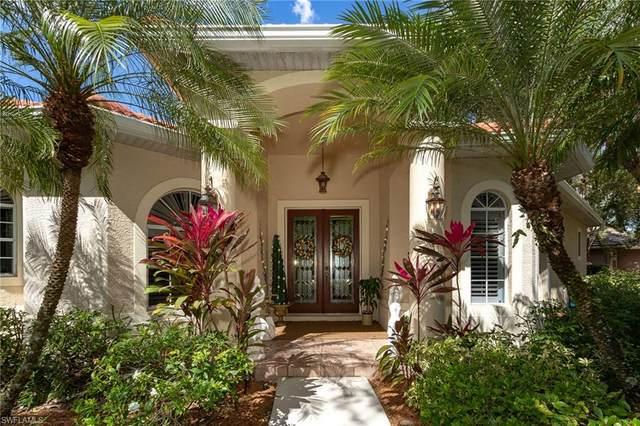 8199 Wilshire Lakes Blvd, Naples, FL 34109 (MLS #220073554) :: BonitaFLProperties