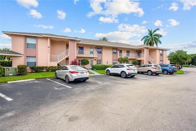 1364 Churchill Cir M-102, Naples, FL 34116 (MLS #220073613) :: The Naples Beach And Homes Team/MVP Realty