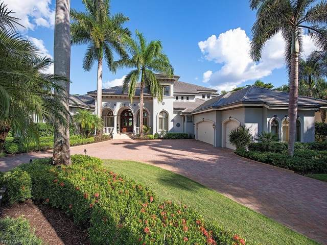 17004 Treviso Way, Naples, FL 34110 (#220073708) :: Vincent Napoleon Luxury Real Estate