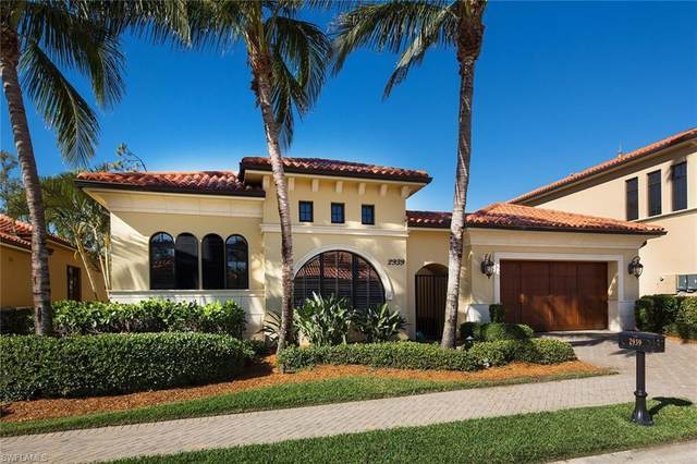2939 Tiburon Blvd E, Naples, FL 34109 (MLS #220073979) :: The Naples Beach And Homes Team/MVP Realty