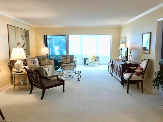 3420 Gulf Shore Blvd N #26, Naples, FL 34103 (MLS #220074105) :: Avantgarde