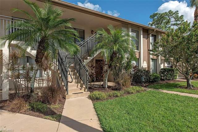 1203 Commonwealth Cir A-202, Naples, FL 34116 (MLS #220074697) :: The Naples Beach And Homes Team/MVP Realty