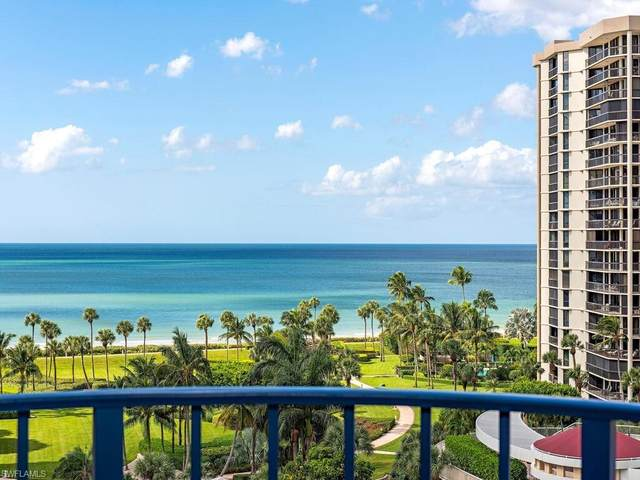 4451 Gulf Shore Blvd N #906, Naples, FL 34103 (MLS #220074734) :: The Naples Beach And Homes Team/MVP Realty