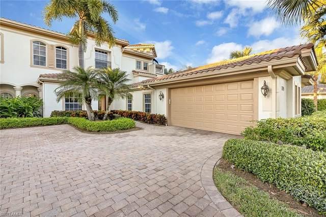 17035 Porta Vecchio Way #102, Naples, FL 34110 (MLS #220074829) :: Clausen Properties, Inc.