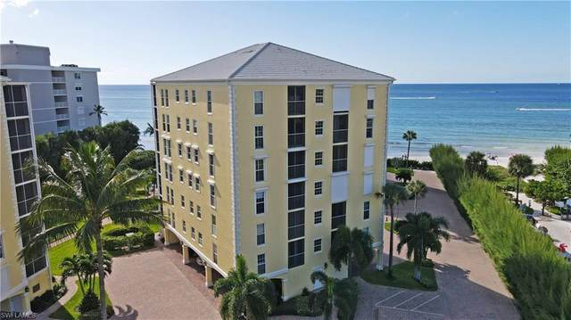 3483 Gulf Shore Blvd N #204, Naples, FL 34103 (MLS #220074866) :: Avantgarde
