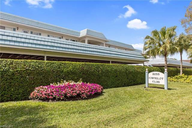 3055 Riviera Dr #104, Naples, FL 34103 (#220074882) :: Equity Realty
