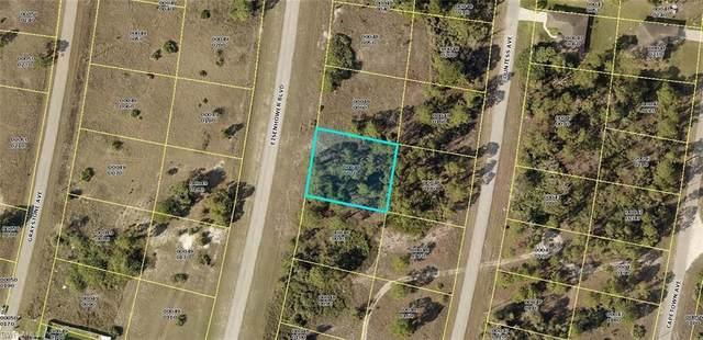 1085 Eisenhower Blvd, Lehigh Acres, FL 33974 (MLS #220074902) :: RE/MAX Realty Group