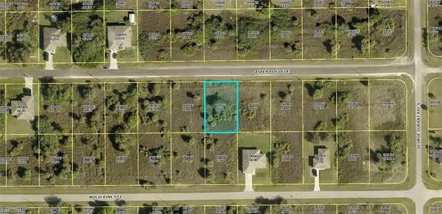 822 Casper Yost St E, Lehigh Acres, FL 33974 (MLS #220074903) :: RE/MAX Realty Group