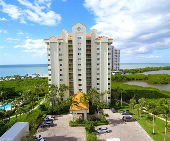 50 Seagate Dr #804, Naples, FL 34103 (MLS #220074951) :: Clausen Properties, Inc.