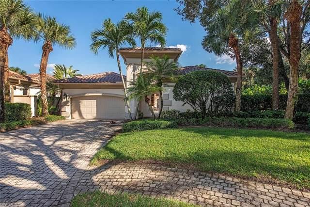 1250 Grand Isle Ct, Naples, FL 34108 (MLS #220074963) :: Domain Realty