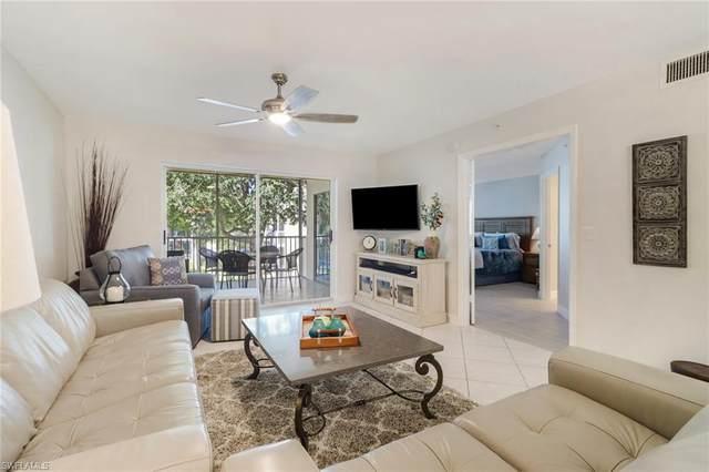 480 Bermuda Cove Way 1-205, Naples, FL 34110 (MLS #220075068) :: Uptown Property Services