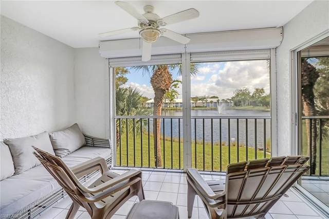 822 Gulf Pavilion Dr #204, Naples, FL 34108 (MLS #220075254) :: The Naples Beach And Homes Team/MVP Realty