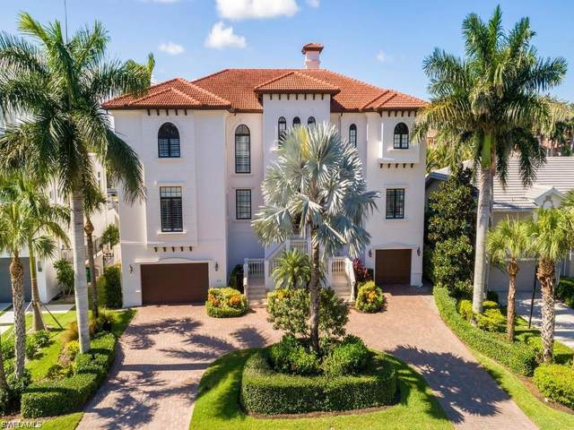 418 Bayside Ave, Naples, FL 34108 (MLS #220075304) :: RE/MAX Realty Group