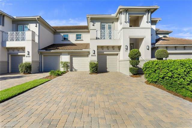 8066 Signature Club Cir #202, Naples, FL 34113 (MLS #220075308) :: Clausen Properties, Inc.