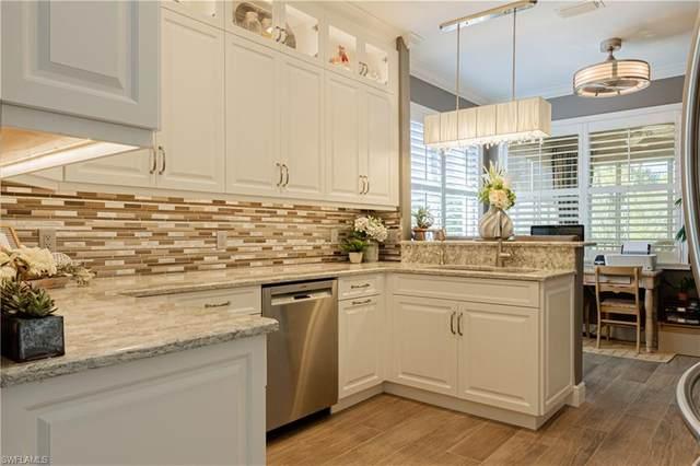 3963 Bishopwood Ct W #201, Naples, FL 34114 (MLS #220075309) :: Clausen Properties, Inc.