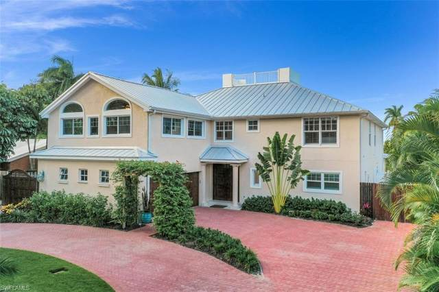 1243 12th Ave N, Naples, FL 34102 (MLS #220075324) :: Dalton Wade Real Estate Group