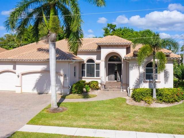 980 Lido Ct, Marco Island, FL 34145 (MLS #220075499) :: Medway Realty