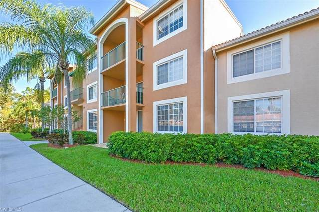 1260 Wildwood Lakes Blvd #305, Naples, FL 34104 (MLS #220075524) :: Avantgarde