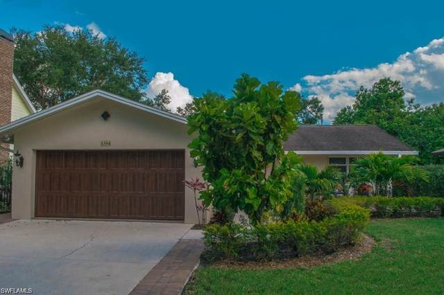 1354 Frank Whiteman Blvd, Naples, FL 34103 (MLS #220075555) :: Clausen Properties, Inc.